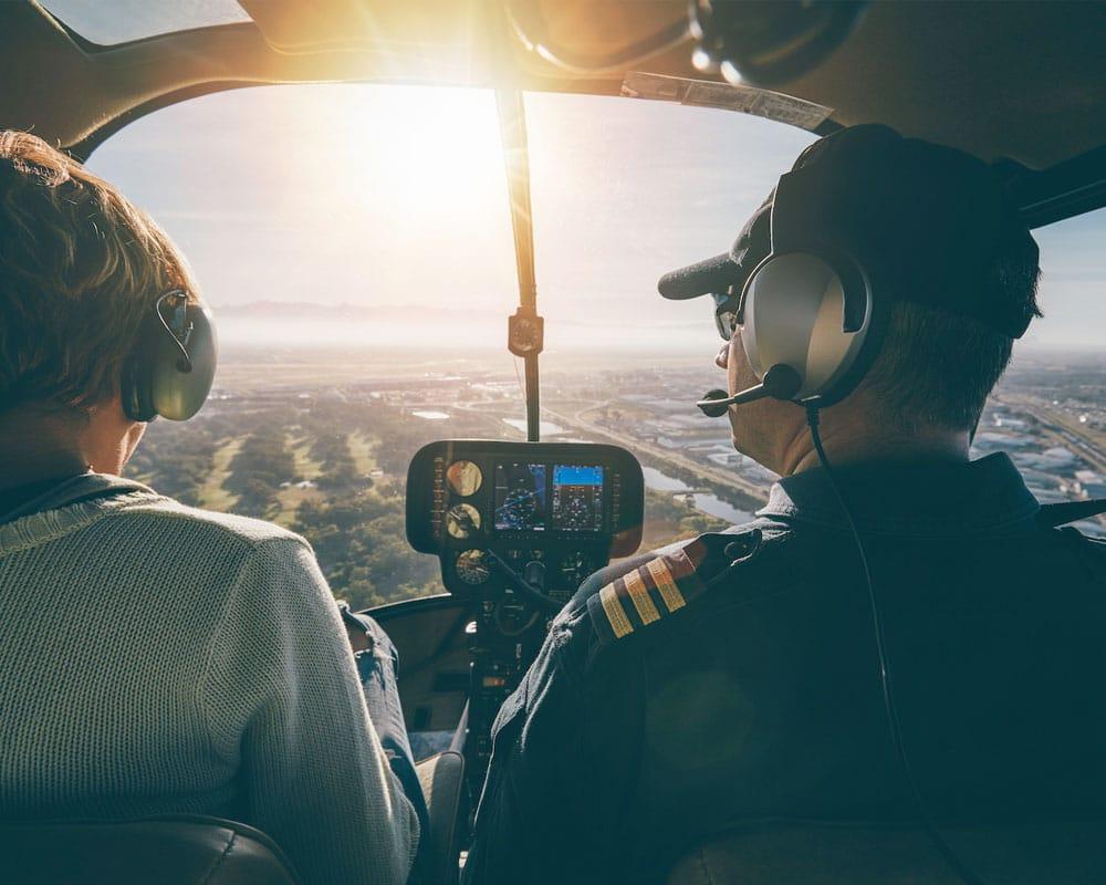 Ankara İstanbul İzmir Helikopter Kiralama