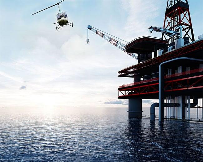 offshore helikopter kiralama